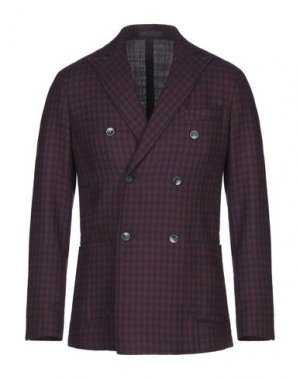 Пиджак CRUNA. Цвет: красно-коричневый