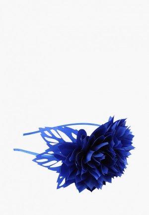 Ободок Stilmark. Цвет: синий