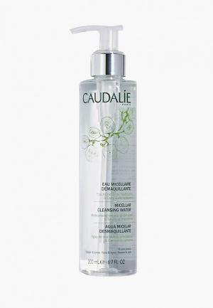 Мицеллярная вода Caudalie для снятия макияжа, 200 мл. Цвет: прозрачный