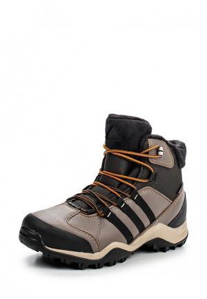 Ботинки трекинговые adidas CW WINTERHIKER II CP W. Цвет: разноцветный