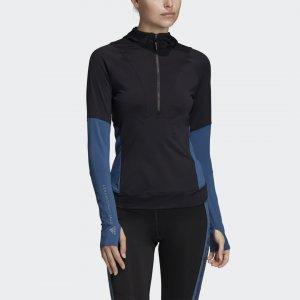 Лонгслив Primeblue by Stella McCartney adidas. Цвет: черный