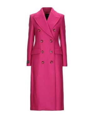 Пальто ATOS LOMBARDINI. Цвет: фуксия