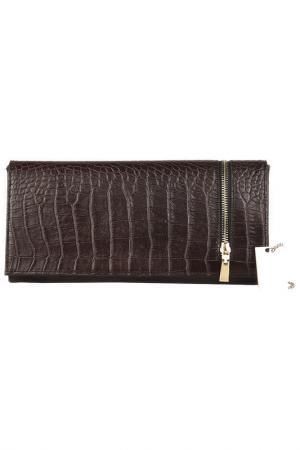 Wallet Lattemiele. Цвет: dark brown