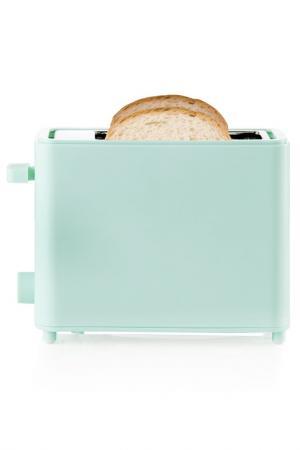 Тостер на один тост SOLO MIO Brandani. Цвет: голубой