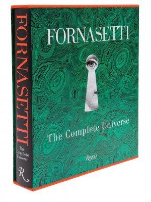 Книга Complete Universe Fornasetti. Цвет: зеленый