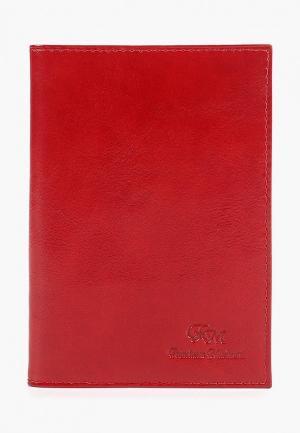 Обложка Franchesco Mariscotti. Цвет: красный
