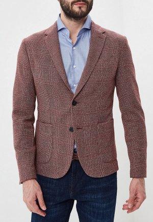 Пиджак Celio. Цвет: бордовый