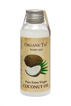 Кокосовое масло, 100 мл Organic Tai. Цвет: мультиколор