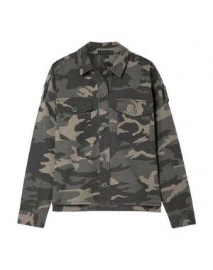 Куртка ATM ANTHONY THOMAS MELILLO. Цвет: зеленый-милитари