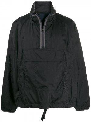 Куртка-анорак Acne Studios. Цвет: черный