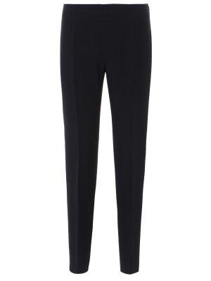 Классические брюки Antonio Berardi. Цвет: черный