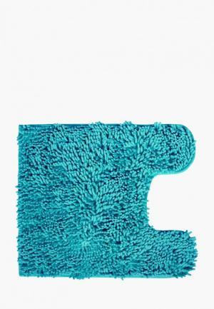 Коврик для ванной Dream Time. Цвет: голубой