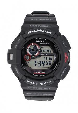 Часы Casio G-SHOCK G-9300-1E. Цвет: черный