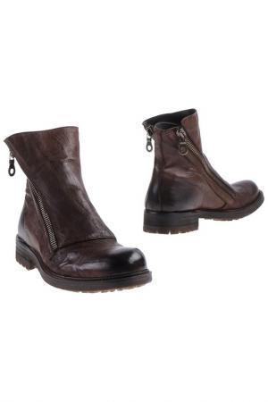 Ботинки J.P. DAVID. Цвет: коричневый