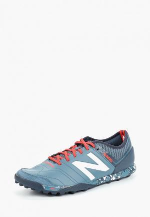 Шиповки New Balance Audazo v3 Pro TF. Цвет: синий