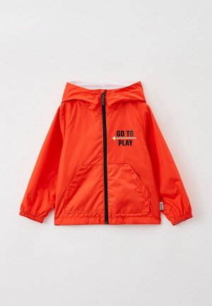 Куртка Boom. Цвет: оранжевый