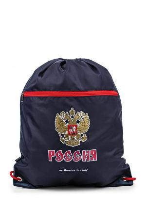 Мешок Atributika & Club™ Russia. Цвет: синий