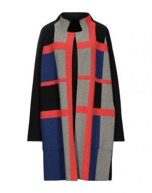Легкое пальто AKRIS. Цвет: черный