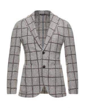 Пиджак L.B.M. 1911. Цвет: светло-серый
