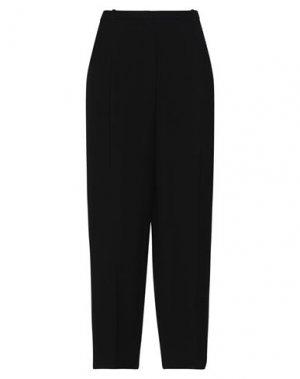 Повседневные брюки ELIE TAHARI. Цвет: черный