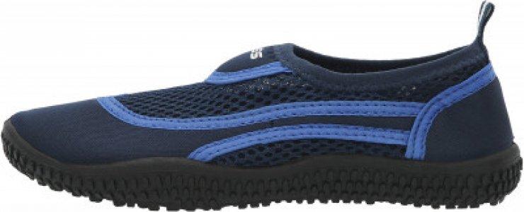 Тапочки коралловые для мальчиков Aquashoes JR, размер 34 Joss. Цвет: синий