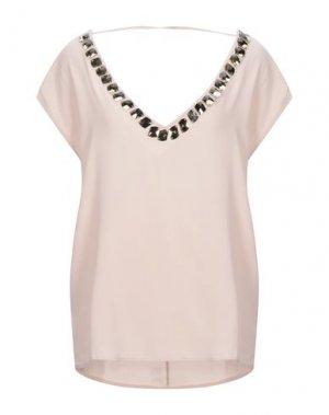 Блузка G.SEL. Цвет: телесный