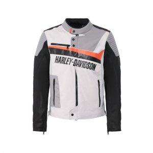 Куртка Genuine Motorclothes Harley-Davidson. Цвет: серый