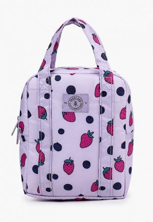 Сумка Parkland Remy Lunch Bag. Цвет: фиолетовый