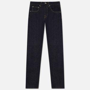 Мужские джинсы ED-55 Red Listed Selvage Denim 14 Oz Edwin. Цвет: синий