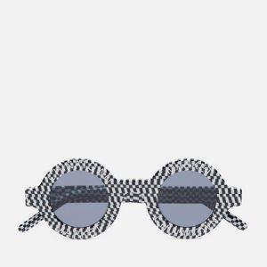 Солнцезащитные очки x Akila Checkered Chinatown Market. Цвет: чёрный