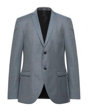 Пиджак TIGER OF SWEDEN. Цвет: небесно-голубой