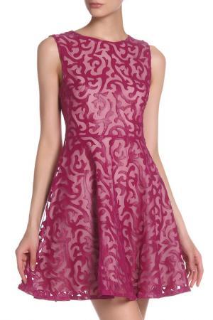 Платье IQDRESS. Цвет: фуксия