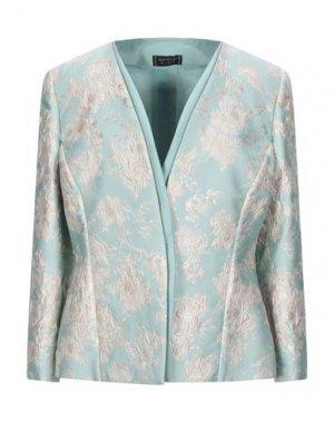 Пиджак BOTONDI MILANO. Цвет: светло-зеленый
