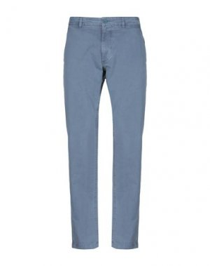 Повседневные брюки NAPAPIJRI. Цвет: пастельно-синий