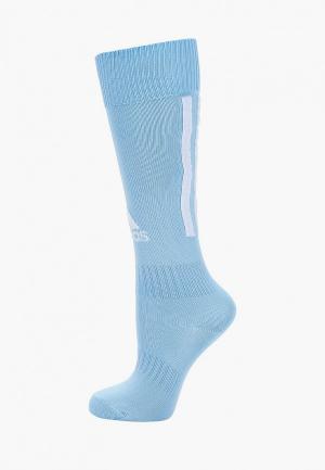 Гетры adidas SANTOS SOCK 18. Цвет: голубой