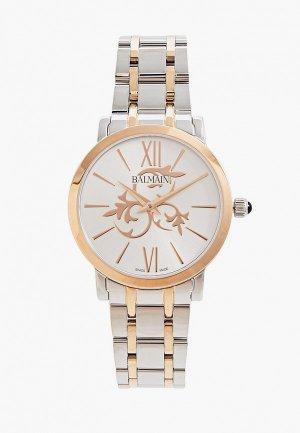 Часы Balmain Laelia Lady II. Цвет: серебряный
