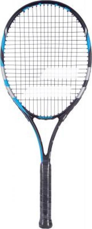 Ракетка для большого тенниса Eagle Strung 27 Babolat. Цвет: черный