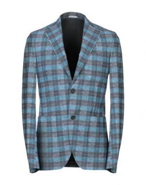 Пиджак TRAIANO. Цвет: синий