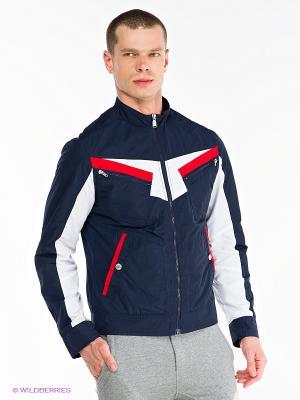 Куртка Energie. Цвет: синий
