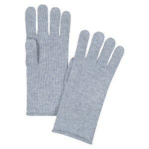 Перчатки LaRedoute. Цвет: серый