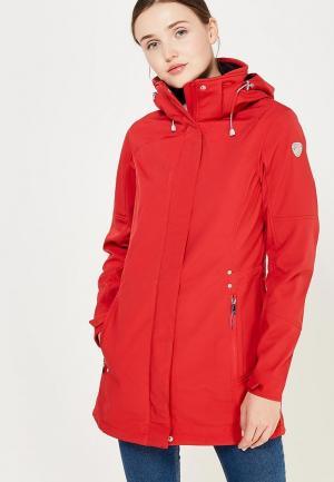 Куртка Luhta BODIL. Цвет: красный