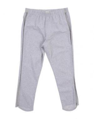 Повседневные брюки ELIANE ET LENA. Цвет: светло-серый