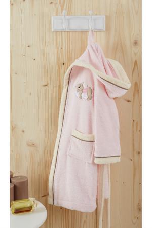 Детский халат Sofi De Marko. Цвет: розовый