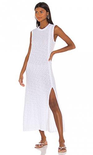 Платье ATM Anthony Thomas Melillo. Цвет: белый