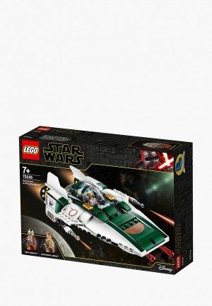 Конструктор LEGO Star Wars 75248 Звёздный истребитель Повстанцев типа А. Цвет: разноцветный