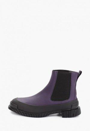 Ботинки Camper. Цвет: фиолетовый