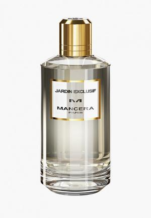 Парфюмерная вода Mancera JARDIN EXCLUSIF EDP 120 мл. Цвет: прозрачный