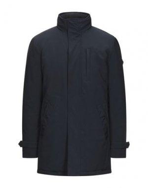 Куртка ASCOT SPORT. Цвет: темно-синий