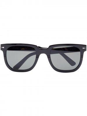 Солнцезащитные очки Juares Ahlem. Цвет: черный