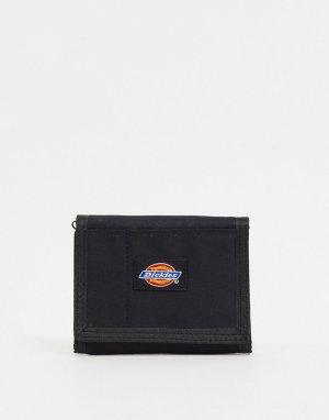 Черный бумажник Kentwood Dickies